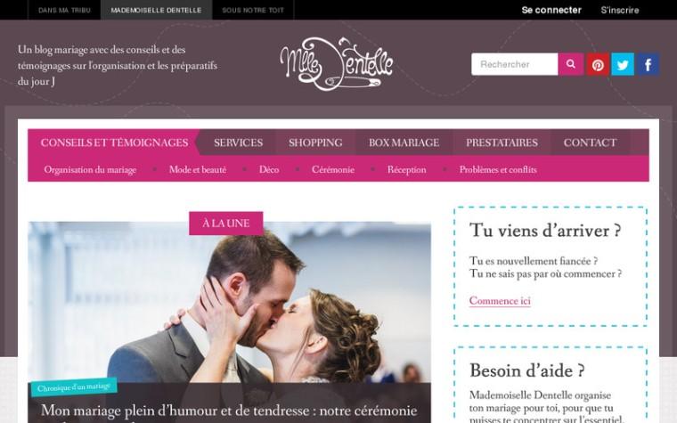 www.mademoiselle-dentelle.fr
