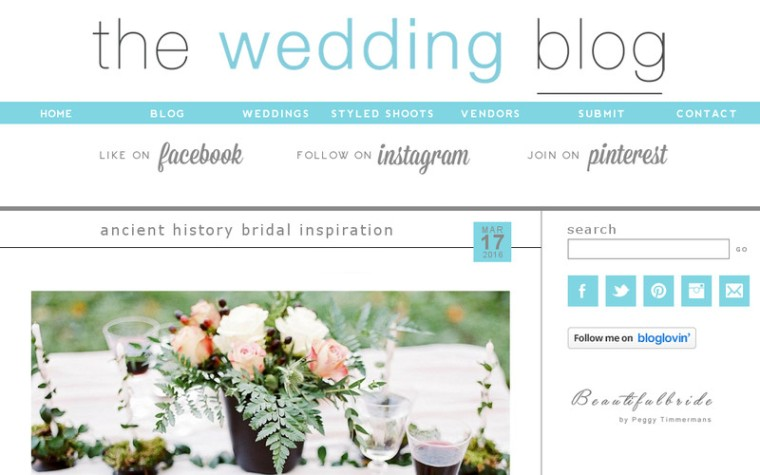 www.theweddingblog.be